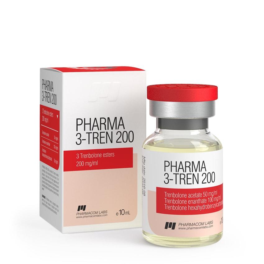 pharma-3-tren-200